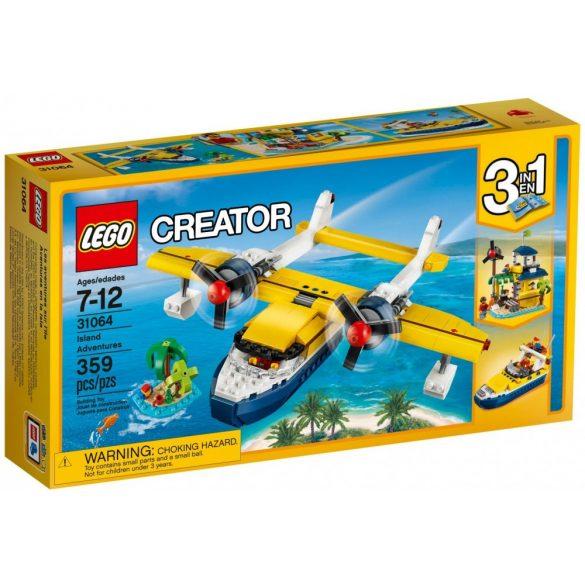 Lego 31064 Creator Island Adventures