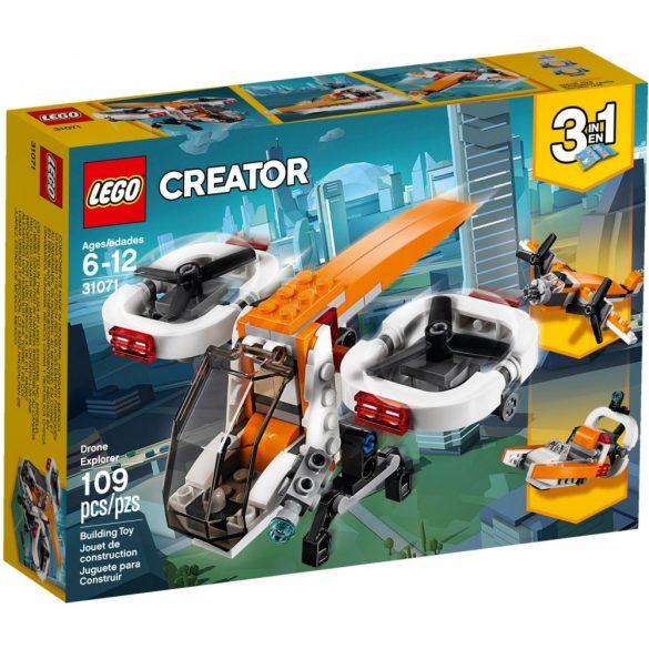 LEGO 31071 Creator Felfedező drón