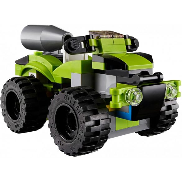 Lego 31074 Creator Rakétás raliautó