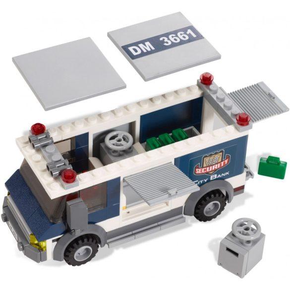 Lego 3661 City Bank és pénzszállító