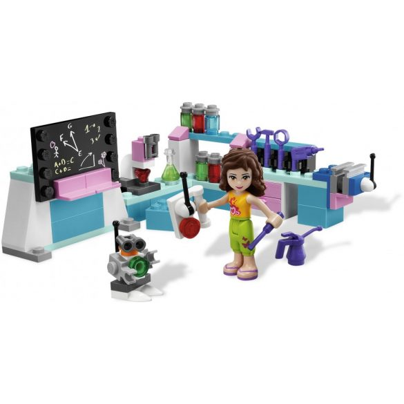 Lego 3933 Friends Olivia's Invention Workshop