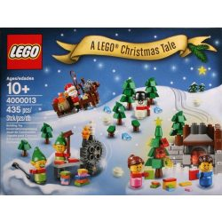 Lego 4000013 Exclusive Christmas Tale