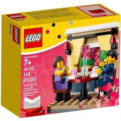LEGO 40120 Seasonal Valentin napi vacsora