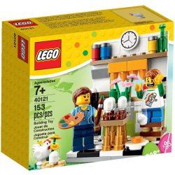 LEGO 40121 Seasonal Húsvéti tojásfestés