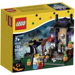 LEGO 40122 Seasonal Halloween Csokit vagy csalunk