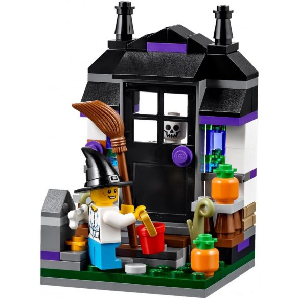 Lego 40122 Seasonal Trick or Treat Halloween Set