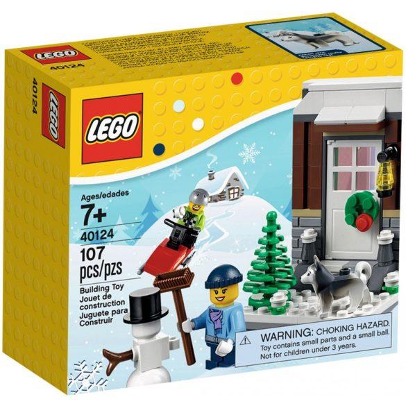40124 Lego® Seasonal Téli móka