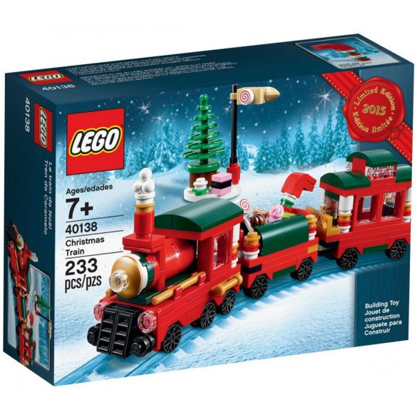 40138 Lego® Seasonal Karácsonyi vonat