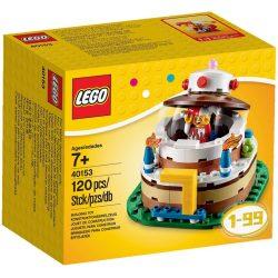 40153 Lego® Seasonal Születésnapi torta