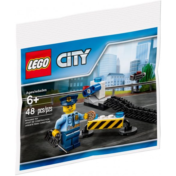 LEGO 40175 City Police Mission Pack