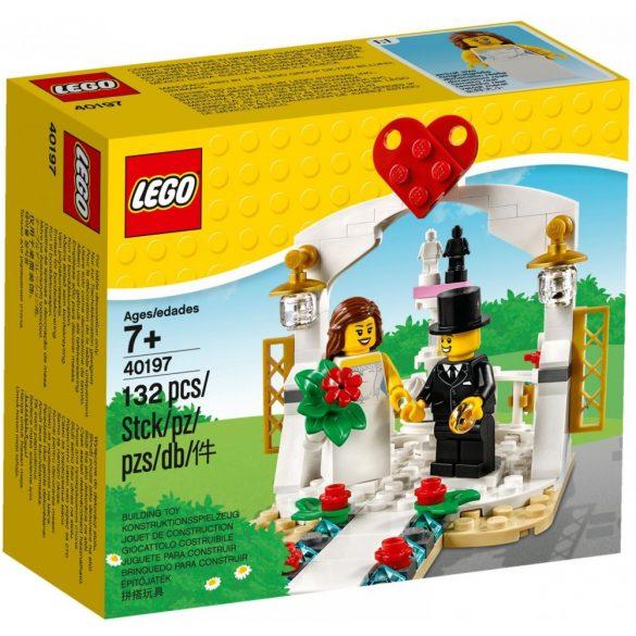 Lego 40197 Wedding Favor Set
