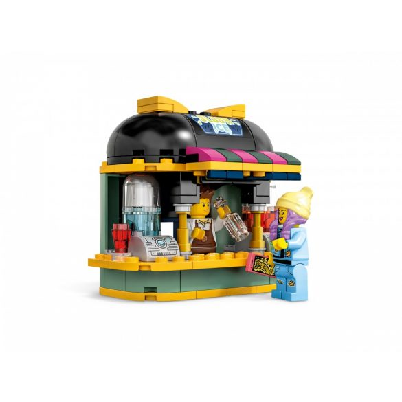 Lego 40336 Hidden Side Newbury Juice Bar