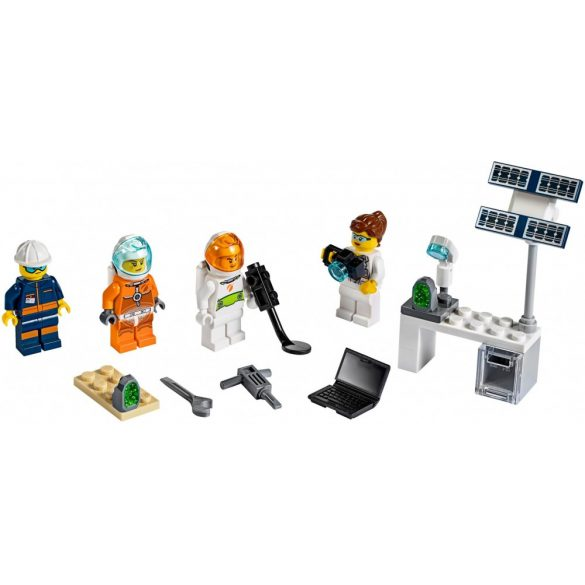 LEGO 40345 City Marsi expedíció kiegészítő csomag