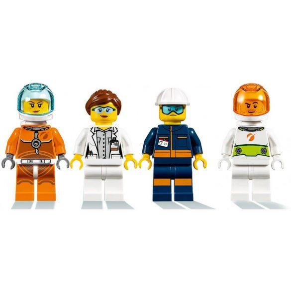 LEGO 40345 City Mars Exploration Minifigure Pack
