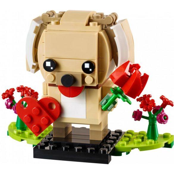 Lego 40349 BrickHeadz Valentine's Puppy