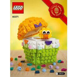 LEGO 40371 Seasonal Húsvéti tojás