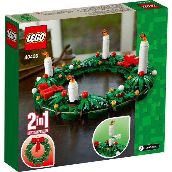 Lego 40426 Seasonal Christmas Wreath 2-in-1