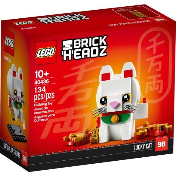 LEGO 40436 BrickHeadz Szerencse macska