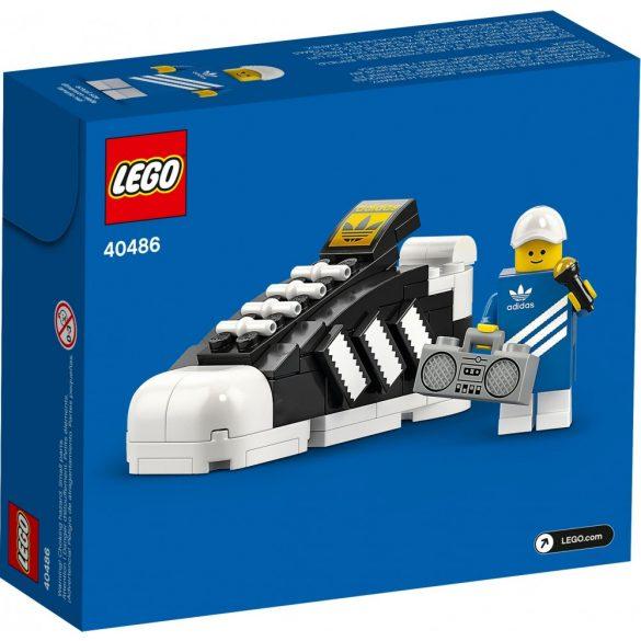 LEGO 40486 Exclusive Mini Adidas Originals Superstar