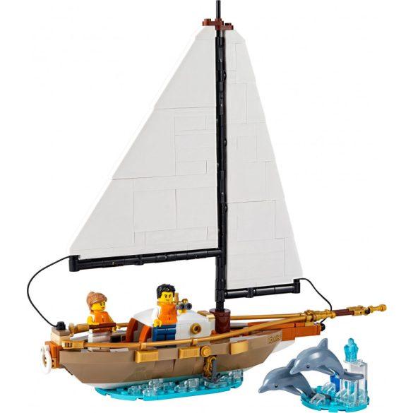 LEGO 40487 Ideas Vitorláskaland