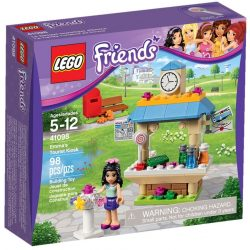 41098 Lego® Friends Emma trafikja