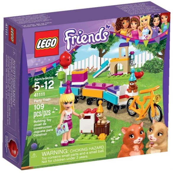 LEGO 41111 Friends Partivonat