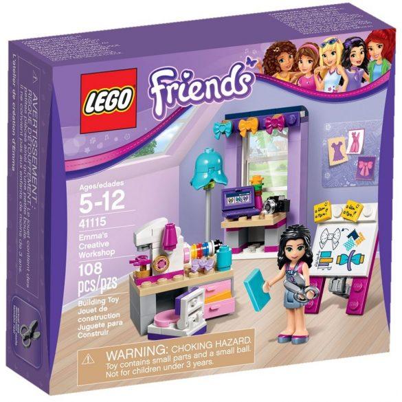 LEGO 41115 Friends Emma kreatív műhelye