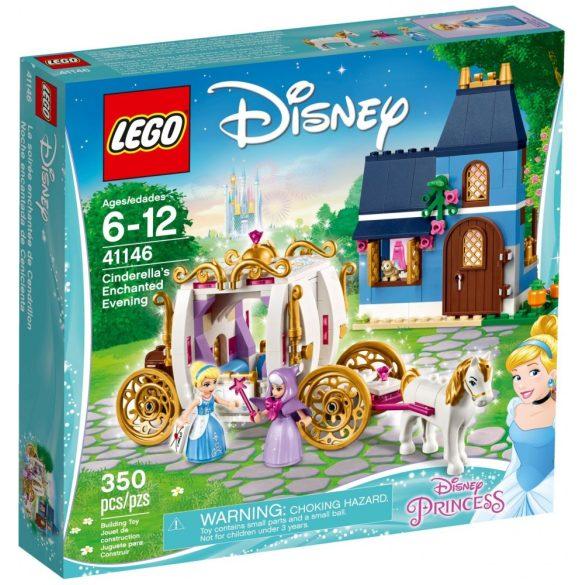 LEGO 41146 Disney Hamupipőke varázslatos estélye