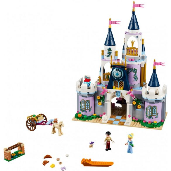 LEGO 41154 Disney Hamupipőke álomkastélya