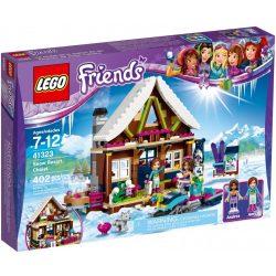 Lego 41323 Friends Faház a havas üdülőhelyen