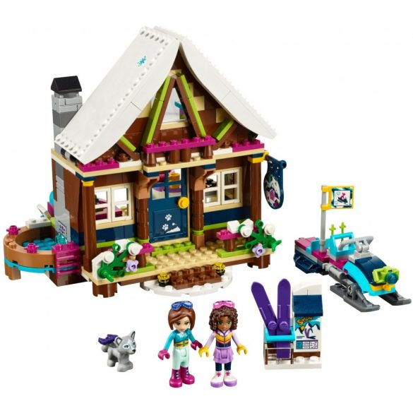 Lego 41323 Friends Snow Resort Chalet
