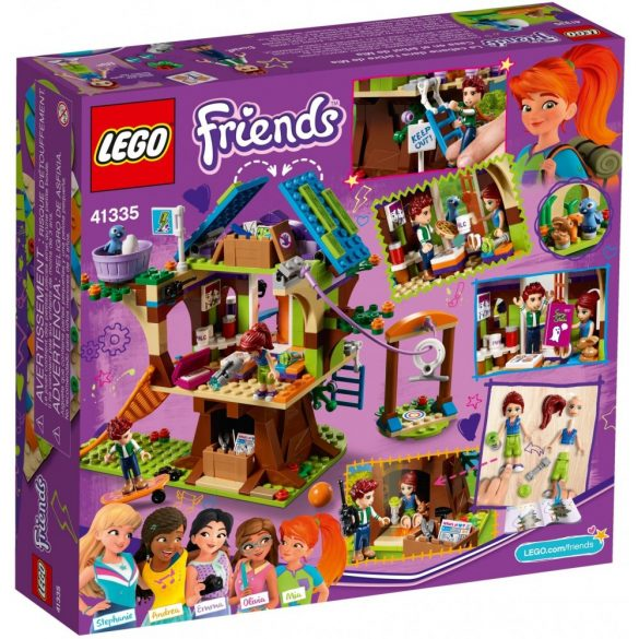 LEGO 41335 Friends Mia lombháza