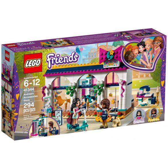 Lego 41344 Friends Andrea's Accessories Store