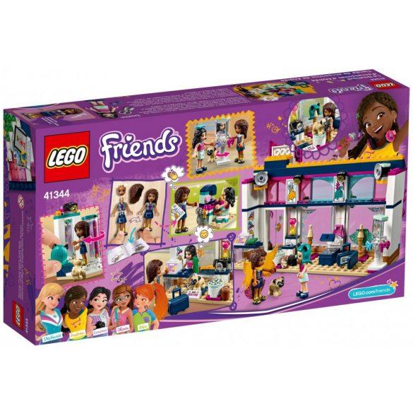 LEGO 41344 Friends Andrea butikja
