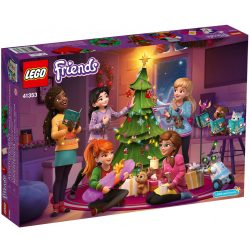 LEGO 41353 Friends Adventi naptár