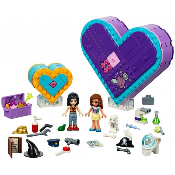 Lego 41359 Friends Heart Box Friendship Pack