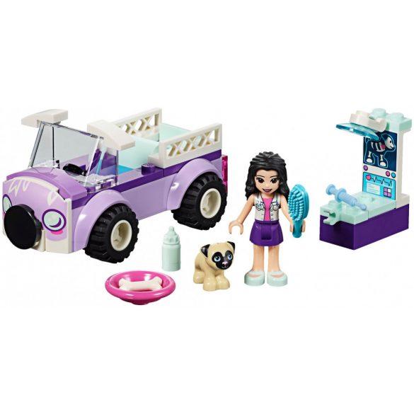 LEGO 41360 Friends Emma's Mobile Veterinary Clinic