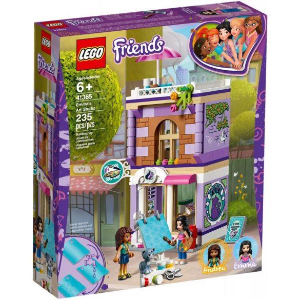 LEGO 41365 Friends Emma műterme