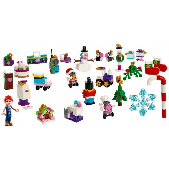 Lego 41382 Friends Adventi naptár 2019