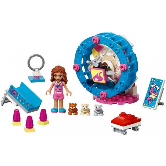 Lego 41383 Friends Olivia's Hamster Playground