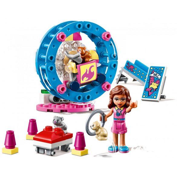 LEGO 41383 Friends Olivia hörcsögjátszótere