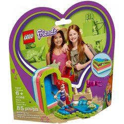 Lego 41388 Friends Mia nyári szív alakú doboza