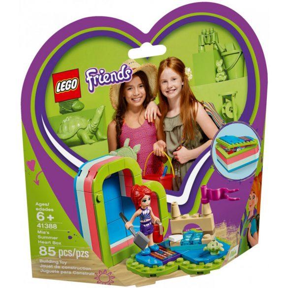 Lego 41388 Friends Mia's Summer Heart Box