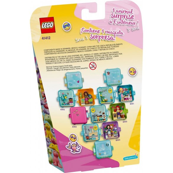LEGO 41412 Friends Olivia nyári dobozkája