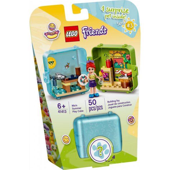 LEGO 41413 Friends Mia's Summer Play Cube