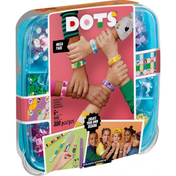 LEGO 41913 DOTS Bracelet Mega Pack