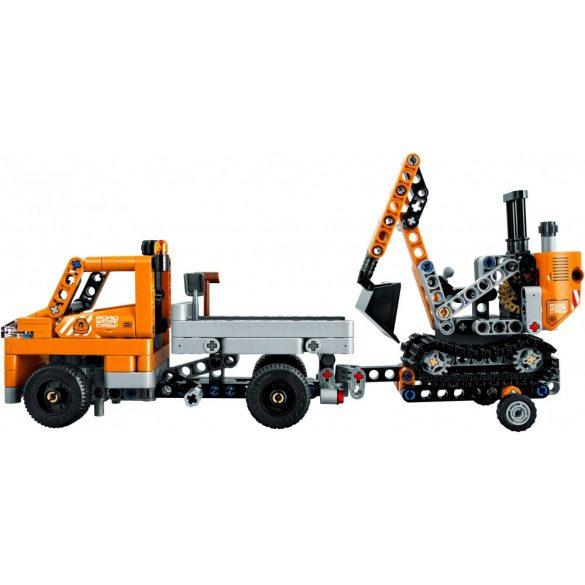 Lego 42060 Technic Roadwork Crew