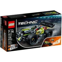 Lego 42072 Technic Ütköztethető versenyjármű I