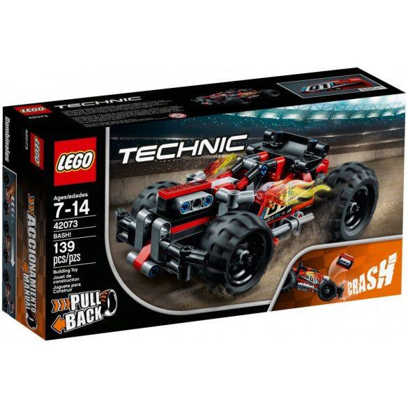 Lego 42073 Technic Ütköztethető versenyjármű II