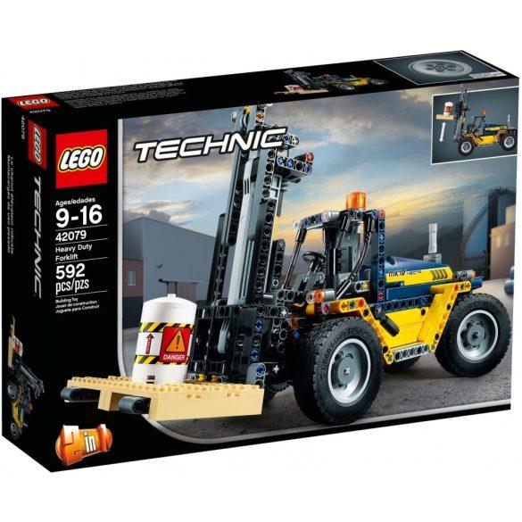 Lego 42079 Technic Nagy teherbírású villástargonca